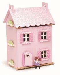 Le Toy Van - Ma Première Maison des Rêves - Maison de poupée en bois