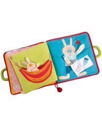 Lilliputiens - Bonjour Petit Lapin – Livre de bébé