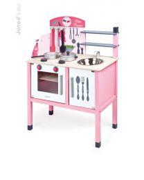 Janod - Maxi Cuisine pour enfants Mademoiselle