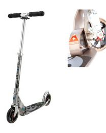 Micro - Speed + - Trottinette en aluminium