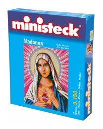 Ministeck - Madonna – 9150pcs - Pierres de mosaïque