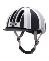 Nutcase - Metroride - Black Jack - Casque de vélo (55-59cm)