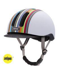 Nutcase - Metroride - Technicolor - MIPS - Casque de vélo (59-62cm)