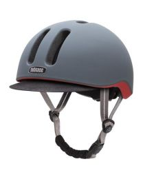 Nutcase - Metroride - Graphite - Casque de vélo (55-59cm)