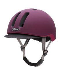Nutcase - Metroride - Garnet - Casque de vélo (55-59cm)