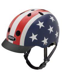 Nutcase - Street Stars & Stripes - L - Casque de vélo (60-64cm)