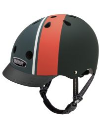 Nutcase - Street Element Stripe Matte - L - Casque de vélo (60-64cm)