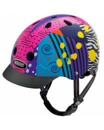 Nutcase - Street Totally Rad - M - Casque de vélo (56-60cm)
