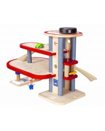 Plan Toys - Parking Garage 6611 - Bois