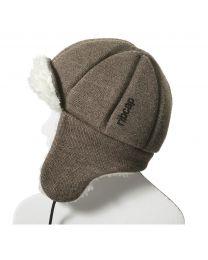 Ribcap - Ribcap Bieber Brouwn Midi Kids - 52-52cm
