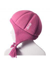 Ribcap - Ribcap Chessy Pink Maxi Kids - 55-55cm