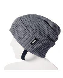 Ribcap - Ribcap Lenny Grey Medium - 58-58cm