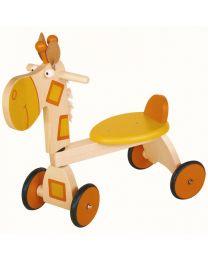 Scratch - Move-It - 4-Wheel Walker Girafe - Porteur