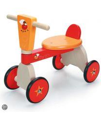 Scratch - Move-It - 4-Wheel Walker Mouches Volantes - Porteur