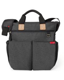 Skip Hop - Duo Signature Soft Slate - Sac À Couches - Gris