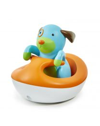 Skip Hop - Zoo Bath Rev Up Wave Rider Chien - Jouet de bain