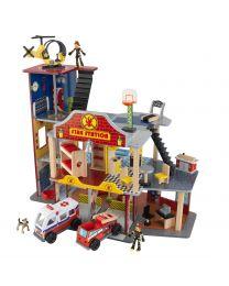 Kidkraft - Service de pompiers Set à Jouer