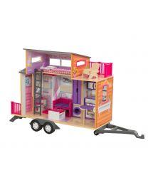Kidkraft - Teeny House - Maison de poupée