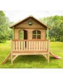 Axi - Maisonnette en bois pour enfants Stef