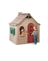 Step2 - Cottage Chaumière – Cabane pour enfants en plastique
