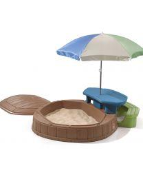 Step2 - Heure D'été Play Center Banc de sable