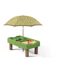 Step2 - Table de sable et d'eau