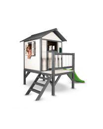 Sunny - Lodge XL Classic - Cabane pour enfants en bois