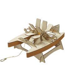 Haba - Terra Kids Kits D'Assemblage Catamaran - Bois