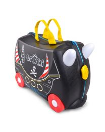 Trunki - Pedro Pirate - Ride-on et valise de voyage - Noir