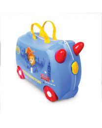 Trunki - Paddington L'Ours - Ride-on et valise de voyage - Bleu