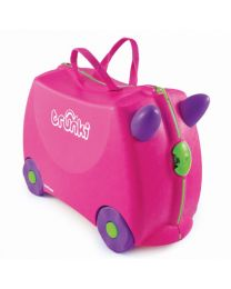 Trunki - Trixie Rose - Ride-on et valise de voyage - Rose