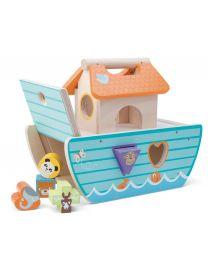 Le Toy Van - La Petit Arche - Ensemble de jeu en bois