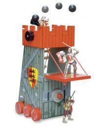 Le Toy Van - Tour de siège - Ensemble de jeu en bois
