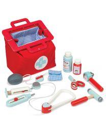 Le Toy Van - Ma Mallette de Docteur - Ensemble de jeu