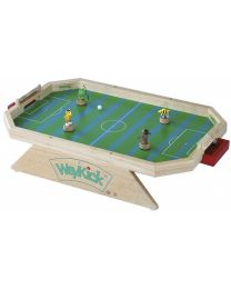 Weykick - Jeu de football rectangulaire en bois - Modèle 7500J