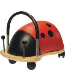Wheelybug - Coccinelle Grande (2,5 - 5 ans) - Porteur