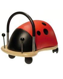 Wheelybug - Coccinelle Petite (1 - 3 ans) - Porteur