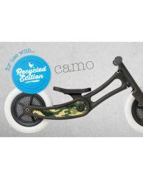 Wishbone Bike - Recycled Autocollant - Camo