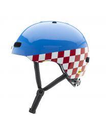 Nutcase - Street Check Me Gloss MIPS - S - Casque vélo (52 - 56 cm)
