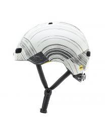 Nutcase - Street Granite Gloss MIPS - M - Casque vélo (56 - 60 cm)
