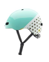 Nutcase - Street Tiffany's Brunch Reflective MIPS - S - Casque vélo (52 - 56 cm)