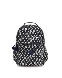Kipling - Seoul Go Boy Hero - Cartable Bleu