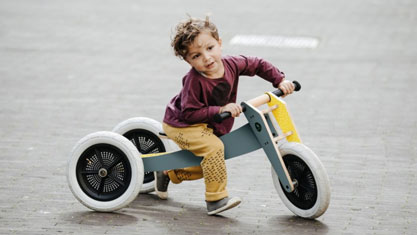 Enfants sur roues - Wishbone Bike Gris